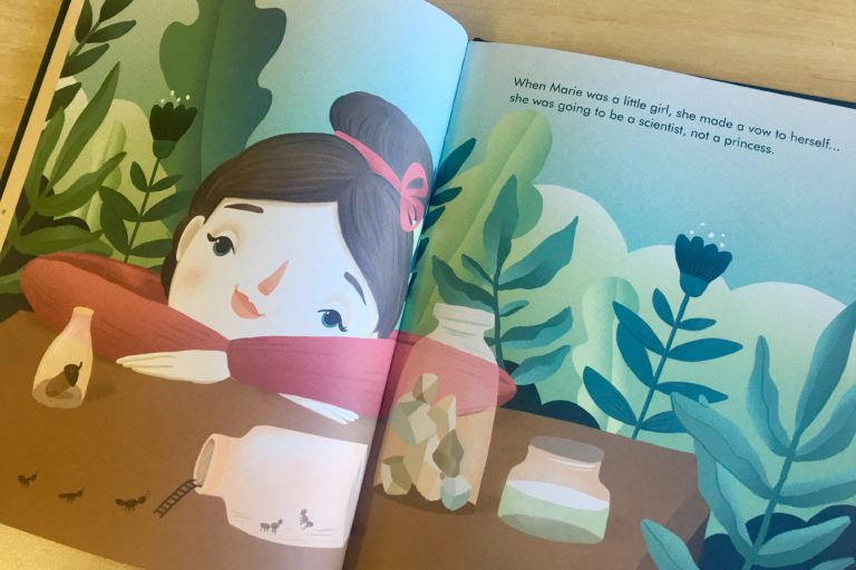 Empowering Kids Books at Biome - Little People, Big Dreams