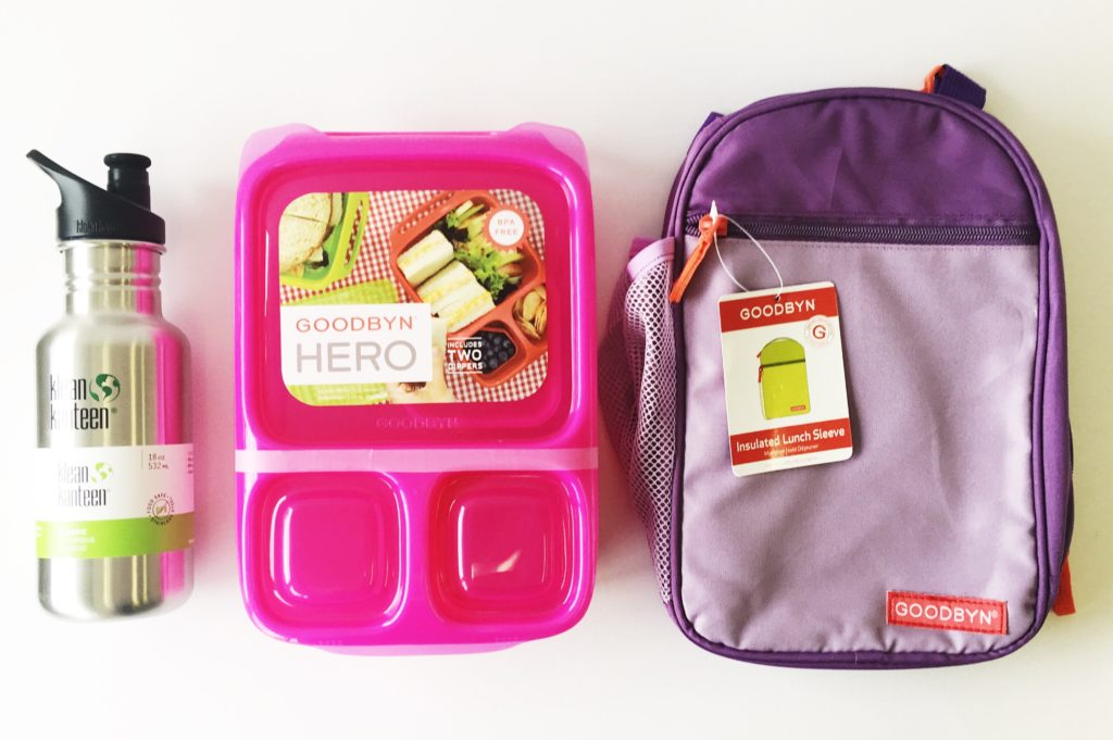 What Lunch Box Fits in What Insulated Lunch Bag - Goodbyn Lunch Box