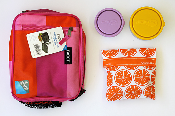 What lunch box fits in what insulated lunch bag