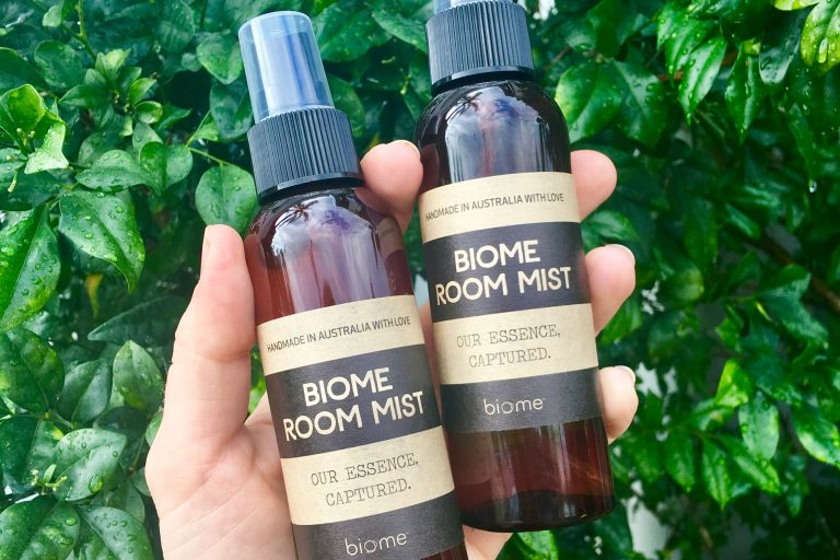 Biome Room Mist - Toxin Free Home Fragrance