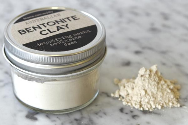 Bentonite clay - DIY skincare