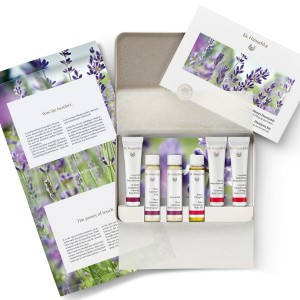 Ways to relax and detox this festive season - Dr Hauschka Harmony Kit