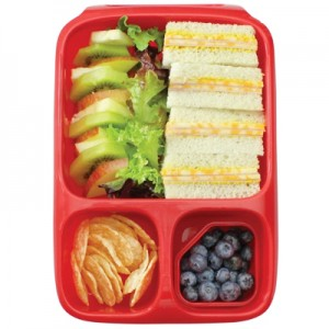 How to pack a nude food lunch - Goodbyn hero lunch box