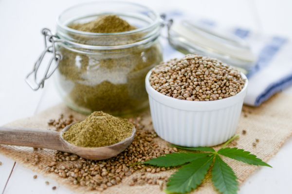 hemp food is good for you