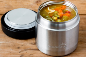 How to keep food warmer for longer in an insulated food jar