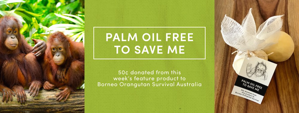 palm oil free to save me