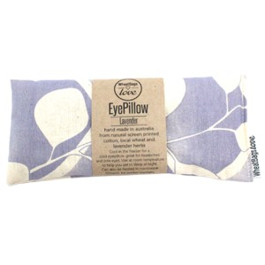 Ways to relax and detox this festive season - weatbags herbal eye pillow