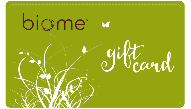 Biome Gift Card
