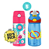 Tough drink bottles for kids