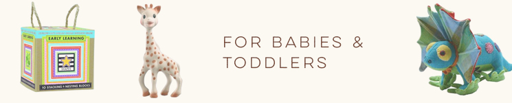 Baby & toddler gift ideas