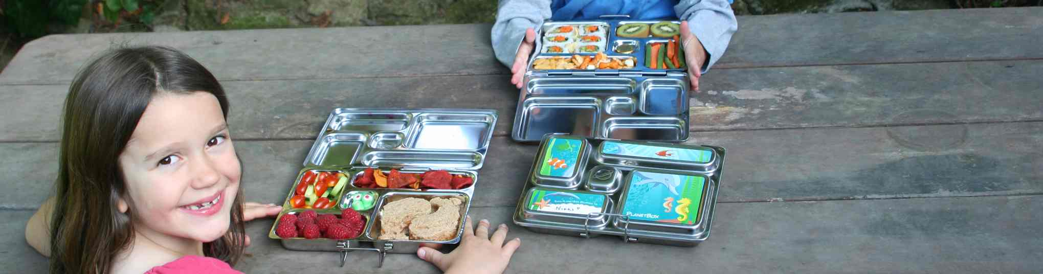 PlanetBox ultra cool lunchboxes for everyone