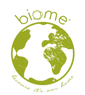 Biome - because it's our home