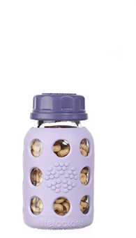 glass babies bottle