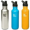 Klean Kanteen water bottles