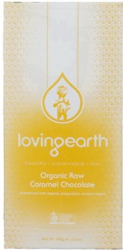 Loving Earth Chocolate - Caramel
