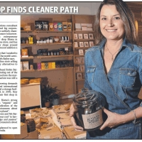 Eco shop finds cleaner path