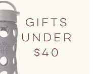 Gifts under $40