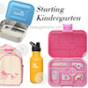 Starting kindergarden essentials